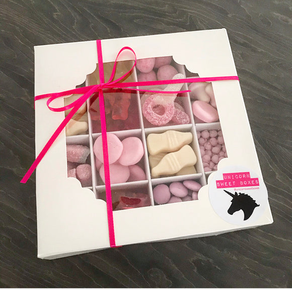 Pink Themed Sweet Box