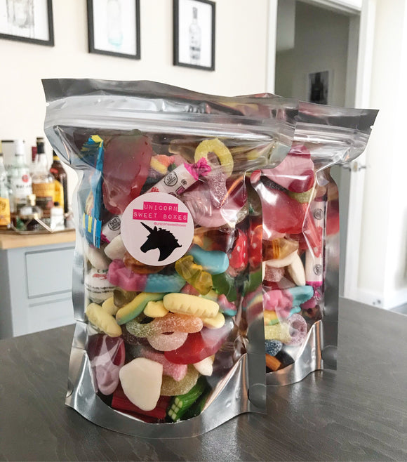 Monthly Subscription Sweet Pouch 100g - 3 Months