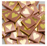 Heart Chocolate Neapolitans x 50