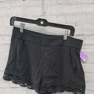 Primary Photo - BRAND: EXPRESS STYLE: SHORTS COLOR: BLACK SIZE: M SKU: 115-115309-21593