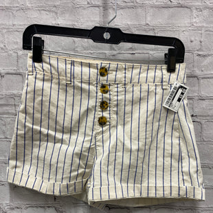 Primary Photo - BRAND: OLD NAVY STYLE: SHORTS COLOR: CREAM SIZE: 0 SKU: 115-115314-8475