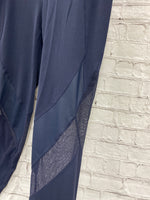 Photo #1 - BRAND: ATHLETA <BR>STYLE: ATHLETIC CAPRIS <BR>COLOR: NAVY <BR>SIZE: S <BR>SKU: 115-115347-1128