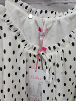 Photo #2 - BRAND:    CLOTHES MENTOR <BR>STYLE: TOP LONG SLEEVE <BR>COLOR: DOTS <BR>SIZE: M <BR>OTHER INFO: PARKER - NWT <BR>SKU: 115-115302-15143