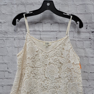 Primary Photo - BRAND: UMGEE STYLE: TOP SLEEVELESS COLOR: WHITE SIZE: M OTHER INFO: LACE SKU: 115-115309-20921