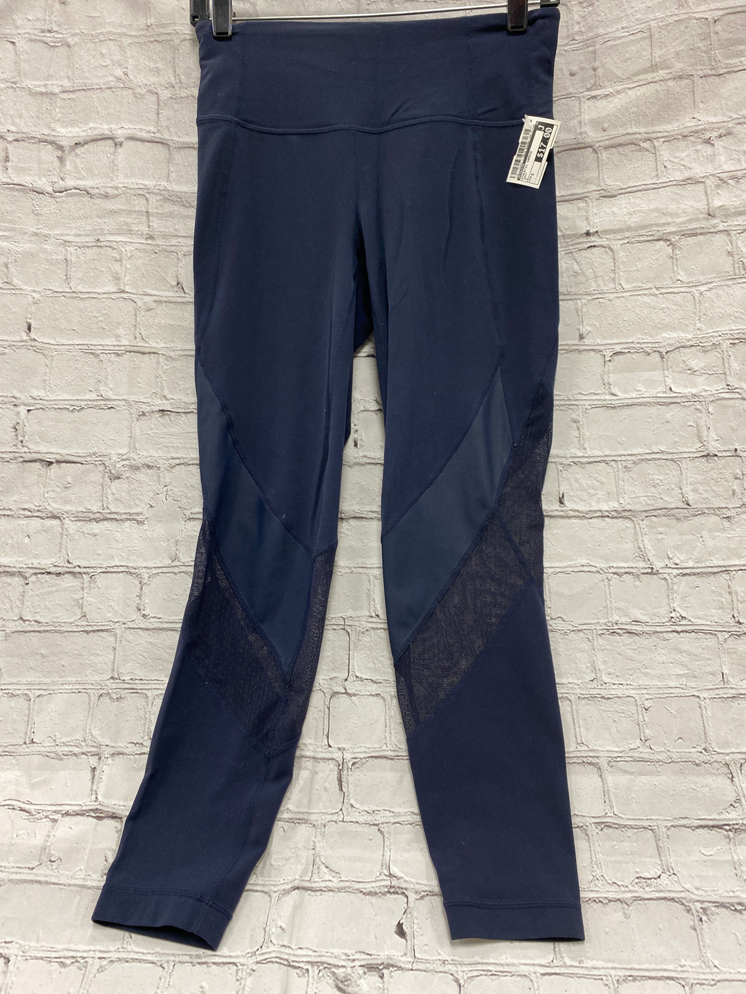 Primary Photo - BRAND: ATHLETA <BR>STYLE: ATHLETIC CAPRIS <BR>COLOR: NAVY <BR>SIZE: S <BR>SKU: 115-115347-1128