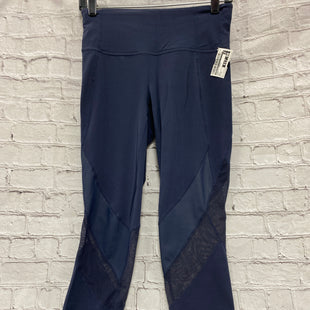 Primary Photo - BRAND: ATHLETA STYLE: ATHLETIC CAPRIS COLOR: NAVY SIZE: S SKU: 115-115347-1128