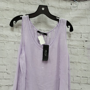 Primary Photo - BRAND: ARK AND CO STYLE: TOP SLEEVELESS COLOR: LAVENDER SIZE: L OTHER INFO: NEW! SKU: 115-115314-7516