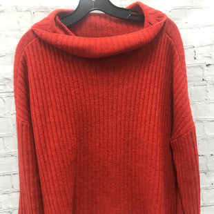 Primary Photo - BRAND: EILEEN FISHER STYLE: SWEATER LIGHTWEIGHT COLOR: ORANGE SIZE: XS SKU: 115-115340-4556
