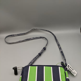 Primary Photo - BRAND: VERA BRADLEY STYLE: HANDBAG COLOR: STRIPED SIZE: SMALL OTHER INFO: NEW! CROSSBODY SKU: 115-115314-11200