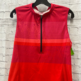 Primary Photo - BRAND:    CLOTHES MENTOR STYLE: ATHLETIC TANK TOP COLOR: PINK SIZE: XL OTHER INFO: TERRY  - SKU: 115-115314-11562