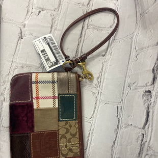 Primary Photo - BRAND: COACH STYLE: WRISTLET COLOR: MULTI SKU: 115-115302-17222