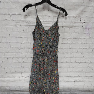 Primary Photo - BRAND: ELEVENSES STYLE: DRESS LONG SLEEVELESS COLOR: FLORAL SIZE: XS SKU: 115-115340-4793JUMPSUITPETITE