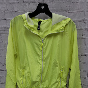 Primary Photo - BRAND:    CLOTHES MENTOR STYLE: ATHLETIC TOP COLOR: NEON SIZE: S OTHER INFO: BODY - WIND BREAKER SKU: 115-115302-18821