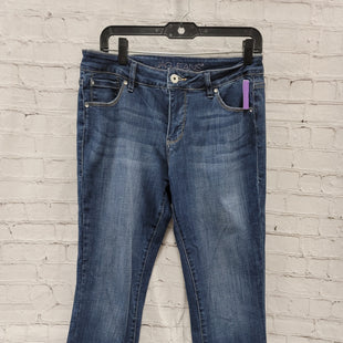 Primary Photo - BRAND: JAG STYLE: JEANS COLOR: DENIM SIZE: 10 OTHER INFO: STITCHD FLWRS ON CUFFS SKU: 115-115257-30742