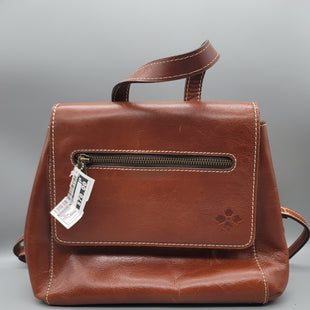 Primary Photo - BRAND: PATRICIA NASH STYLE: BACKPACK COLOR: TAN SIZE: LARGE SKU: 115-115302-18787