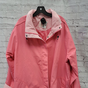 Primary Photo - BRAND: BLAIR STYLE: COAT SHORT COLOR: PINK SIZE: 3X SKU: 115-115340-5105
