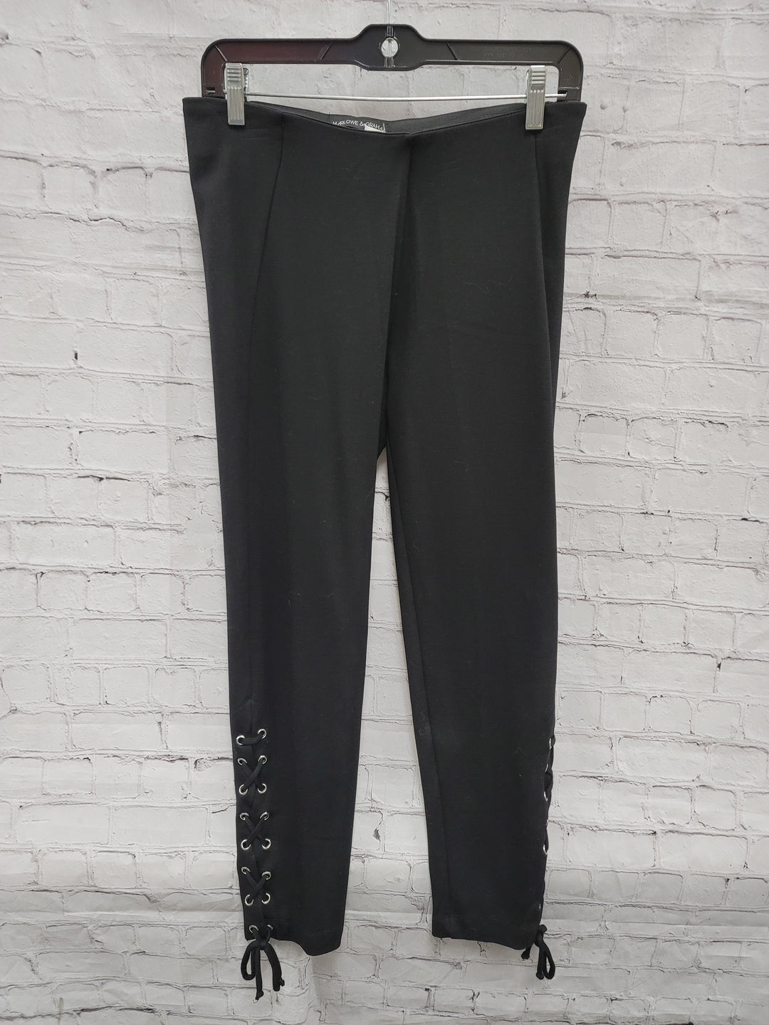 Primary Photo - BRAND: HARLOWE & GRAHAM <BR>STYLE: PANTS <BR>COLOR: BLACK <BR>SIZE: 8 <BR>OTHER INFO: NWT <BR>SKU: 115-115257-29715