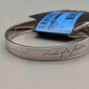 Primary Photo - BRAND: KATE SPADE STYLE: BRACELET COLOR: SILVER SKU: 115-115336-4155SOME WEAR