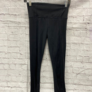 Primary Photo - BRAND: ATHLETA STYLE: ATHLETIC PANTS COLOR: BLACK SIZE: XS SKU: 115-115309-19657