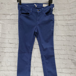 Primary Photo - BRAND: RAG & BONES JEANS STYLE: PANTS COLOR: BLUE SIZE: S SKU: 115-115336-2532MILD WEAR THROUGHOUT