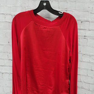 Primary Photo - BRAND: CUPIO STYLE: TOP LONG SLEEVE COLOR: RED SIZE: M SKU: 115-115309-21568