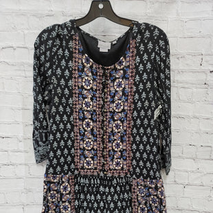 Primary Photo - BRAND: ANTHROPOLOGIE STYLE: DRESS LONG LONG SLEEVE COLOR: BLACK SIZE: M OTHER INFO: VANESSA VIRGINIA SKU: 115-115260-91560