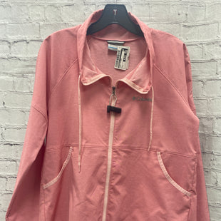 Primary Photo - BRAND: COLUMBIA STYLE: JACKET OUTDOOR COLOR: PINK SIZE: M SKU: 115-115347-3628
