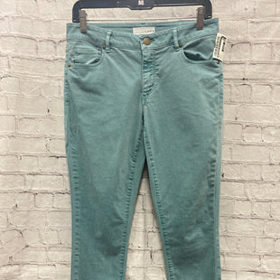 Primary Photo - BRAND: ANN TAYLOR LOFT STYLE: PANTS COLOR: AQUA SIZE: 4 SKU: 115-115302-16913