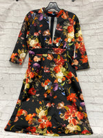 Primary Photo - BRAND:   CMC <BR>STYLE: DRESS SHORT LONG SLEEVE <BR>COLOR: FLORAL <BR>SIZE: S <BR>OTHER INFO: ALEXIA ADMOR - NEW! <BR>SKU: 115-115314-7743