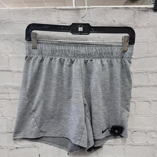 Primary Photo - BRAND: NIKE STYLE: ATHLETIC SHORTS COLOR: GREY SIZE: S SKU: 115-115338-3948
