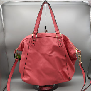Primary Photo - BRAND: A NEW DAY STYLE: HANDBAG COLOR: MELON SIZE: MEDIUM OTHER INFO: W/ CROSSBODY SKU: 115-115257-30374