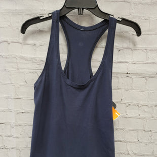 Primary Photo - BRAND: LULULEMON STYLE: ATHLETIC TANK TOP COLOR: BLUE SIZE: M SKU: 115-115309-19879