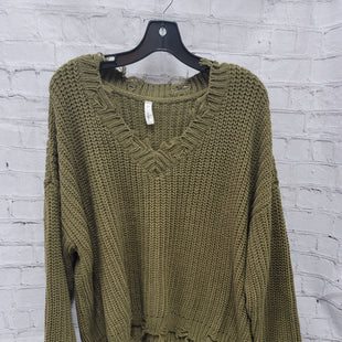 Primary Photo - BRAND: WISHLIST STYLE: SWEATER LIGHTWEIGHT COLOR: GREEN SIZE: M SKU: 115-115309-20315