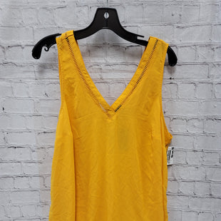 Primary Photo - BRAND: TORRID STYLE: TOP SLEEVELESS COLOR: MUSTARD SIZE: 1X SKU: 115-115338-1544