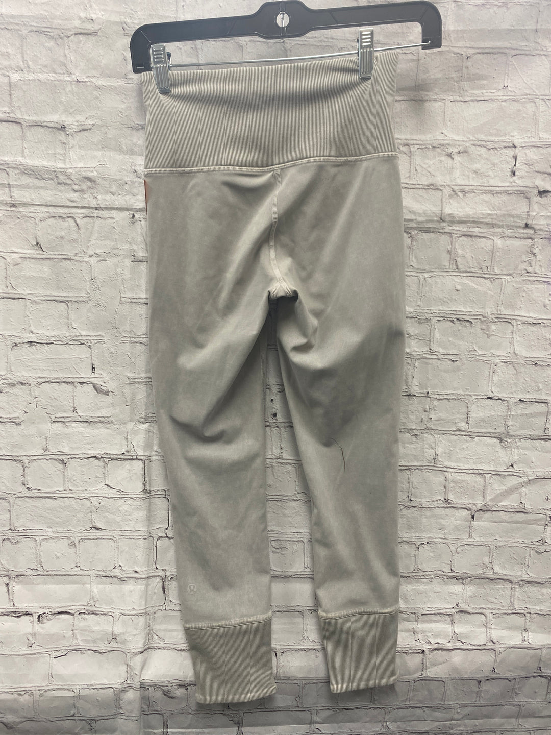 Photo #3 - BRAND: LULULEMON <BR>STYLE: ATHLETIC CAPRIS <BR>COLOR: GREY <BR>SIZE: 2 <BR>SKU: 115-115309-19672