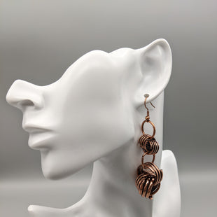 Primary Photo - BRAND: PAPARAZZI STYLE: EARRINGS SKU: 115-115314-10345