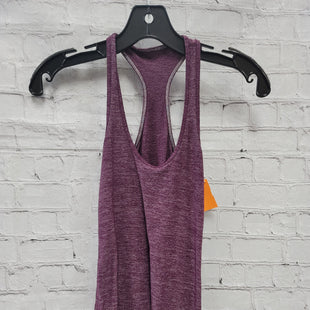 Primary Photo - BRAND: LULULEMON STYLE: ATHLETIC TANK TOP COLOR: PURPLE SIZE: XS OTHER INFO: ** SKU: 115-115347-3158MODERATE WEAR THROUGHOUT