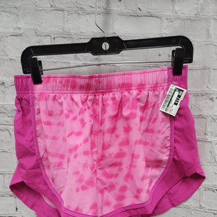 Primary Photo - BRAND: NIKE STYLE: ATHLETIC SHORTS COLOR: HOT PINK SIZE: M OTHER INFO: SHORT SHORTS SKU: 115-11545-100293