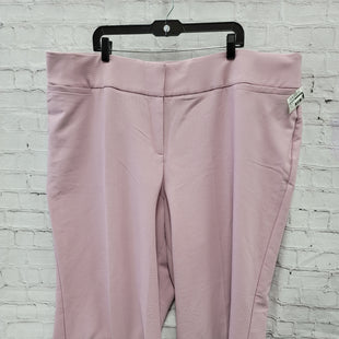 Primary Photo - BRAND: LANE BRYANT STYLE: PANTS COLOR: DUSTY PINK SIZE: 28 OTHER INFO: 4X SKU: 115-115347-3631