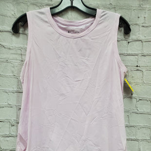 Primary Photo - BRAND: ATHLETA STYLE: ATHLETIC TANK TOP COLOR: LAVENDER SIZE: S SKU: 115-115338-1059
