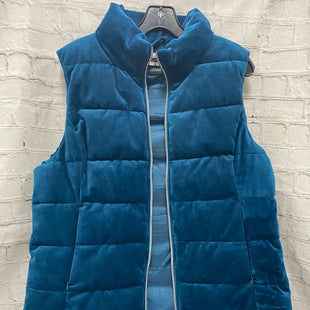 Primary Photo - BRAND: ZERO XPOSURE STYLE: VEST COLOR: TEAL SIZE: XL SKU: 115-115338-837