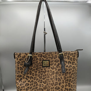 Primary Photo - BRAND: ANNE KLEIN STYLE: TOTE COLOR: ANIMAL PRINT SIZE: SMALL OTHER INFO: ** SKU: 115-115260-94065