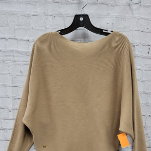 Primary Photo - BRAND: LAUREN BY RALPH LAUREN STYLE: SWEATER LIGHTWEIGHT COLOR: TAN SIZE: M SKU: 115-115360-420