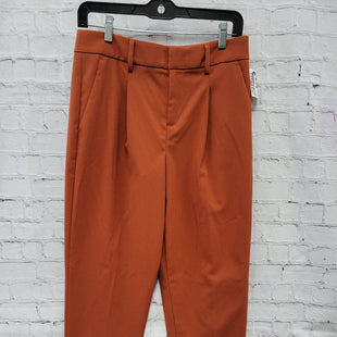 Primary Photo - BRAND: BANANA REPUBLIC STYLE: PANTS COLOR: RUST SIZE: 4 OTHER INFO: LONG SKU: 115-115309-20791