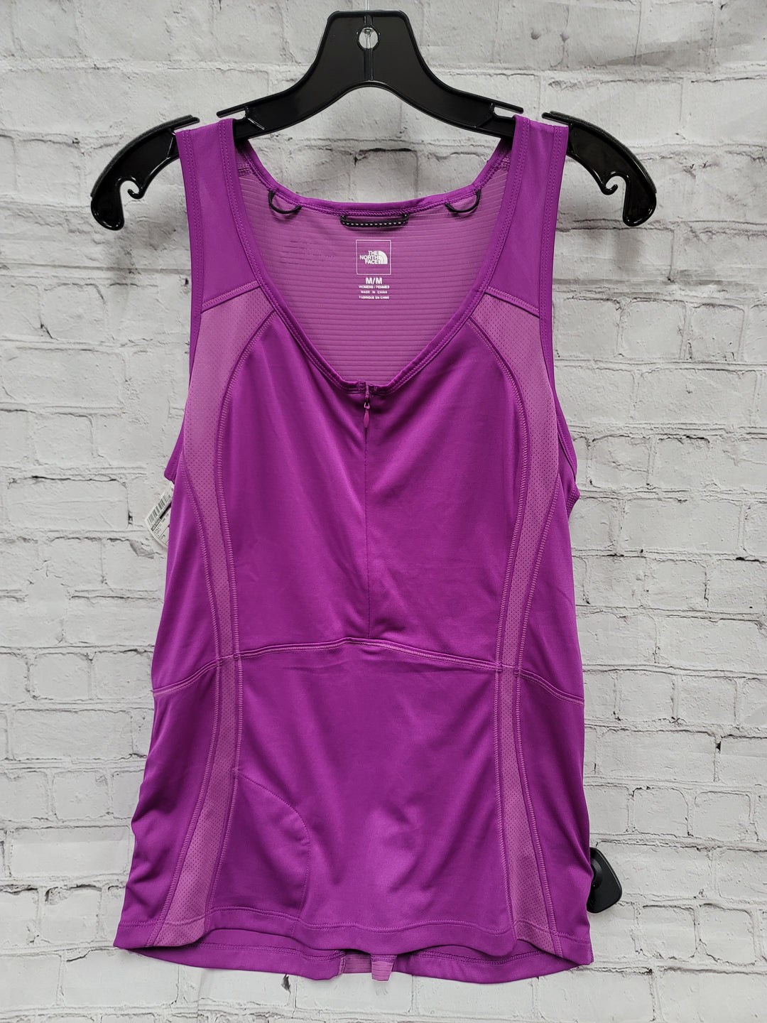 Primary Photo - BRAND: NORTHFACE <BR>STYLE: ATHLETIC TANK TOP <BR>COLOR: PURPLE <BR>SIZE: M <BR>SKU: 115-115335-3800