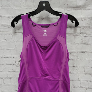Primary Photo - BRAND: NORTHFACE STYLE: ATHLETIC TANK TOP COLOR: PURPLE SIZE: M SKU: 115-115335-3800