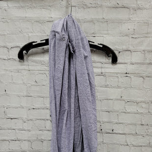 Primary Photo - BRAND: LULULEMON STYLE: SCARF COLOR: GREY SKU: 115-115335-3581