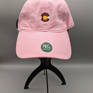 Primary Photo - BRAND:   CMC STYLE: HAT COLOR: PINK OTHER INFO: LEGACY92 - COLORADO SKU: 115-115338-2384