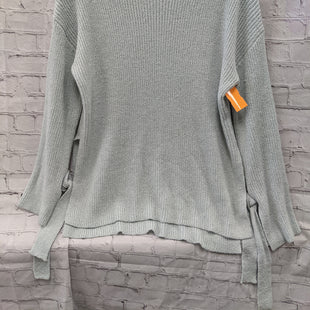 Primary Photo - BRAND: LUSH STYLE: SWEATER LIGHTWEIGHT COLOR: BABY BLUE SIZE: S SKU: 115-115314-9314