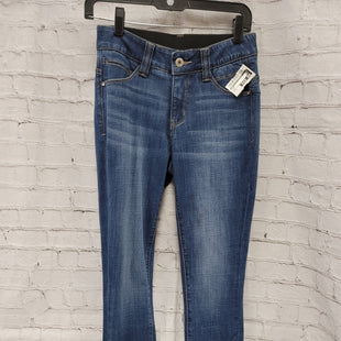 Primary Photo - BRAND: JAG STYLE: JEANS COLOR: DENIM SIZE: 2 OTHER INFO: SEQUIN BOTTOM SKU: 115-115314-6420